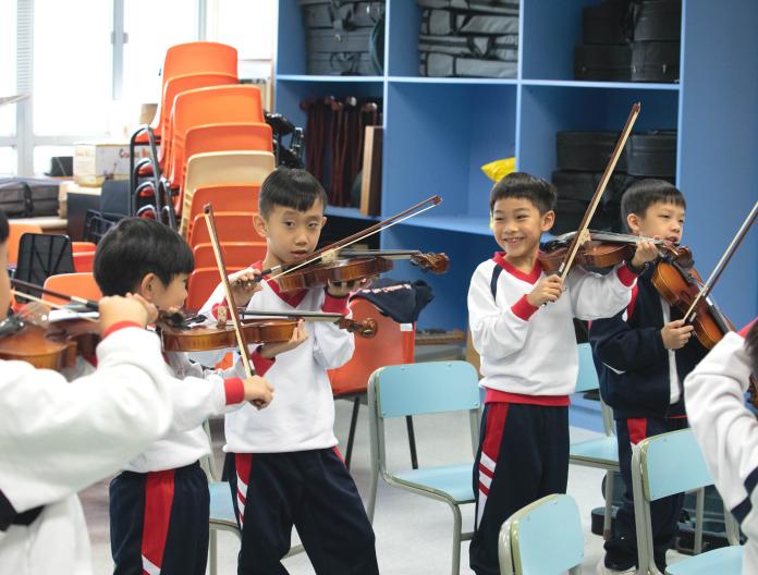 violin HKCIN